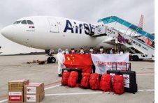 助力全球抗疫,白云机场日进出港货运航班达113班