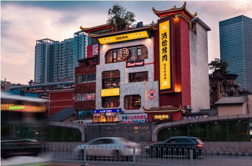 餐饮市场发展势头旺,酒拾烤肉进军广东餐饮加盟市场